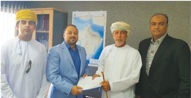 Abrar Middle East Bags The Contract For Danube Home's Biggest Warehouse in Oman